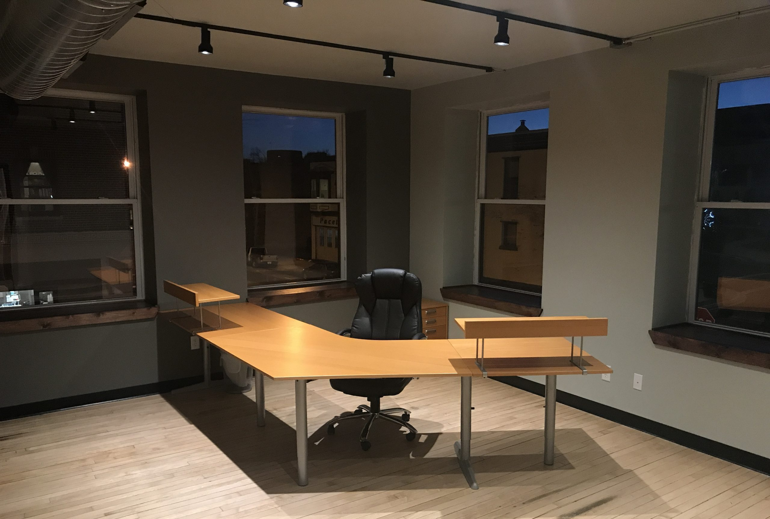 Private Offices - Varies